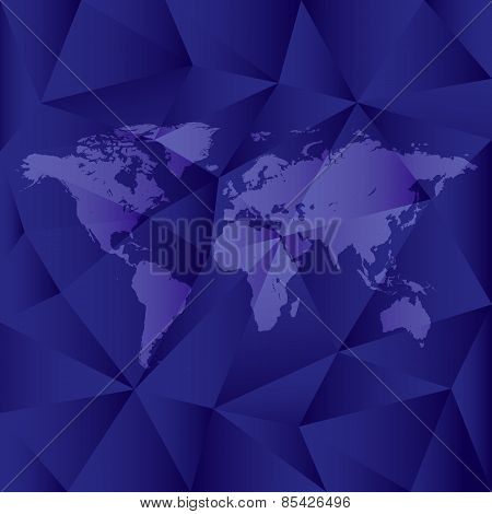 Abstract Geometrical Background,vector Illustration, Eps10