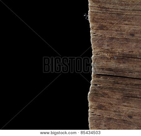 Old Book Pages In Unusual Angle