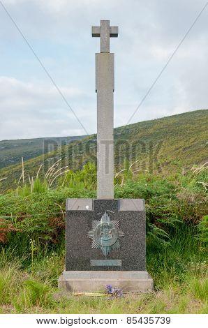 Memorial For Police Members