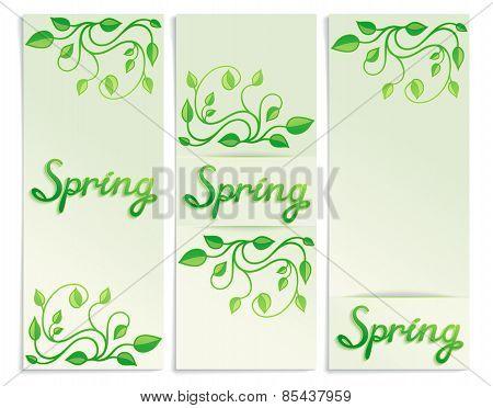 Spring ticket