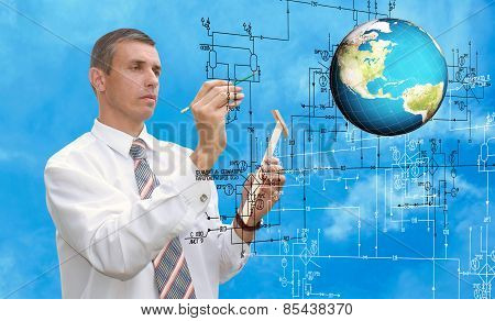 Engineering Designing.engineer