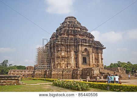 Sun Temple, Konarak, India