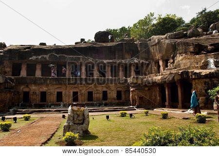 Khandagiri caves