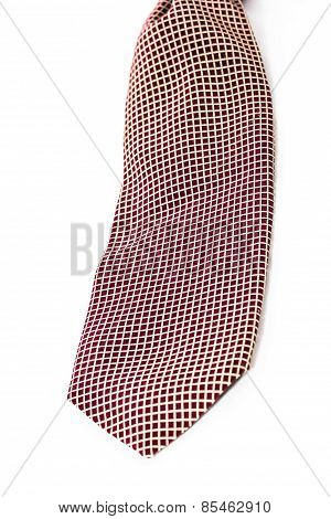 Checkered Necktie
