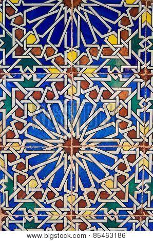 Arabic Mosaic