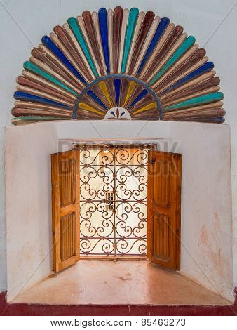 Arab Window