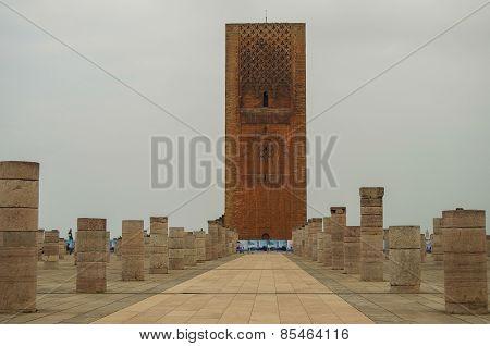 Tomb Hassan Ii