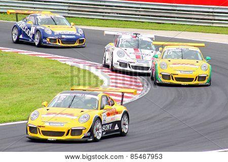 Porsche 911 Gt3 World Cup