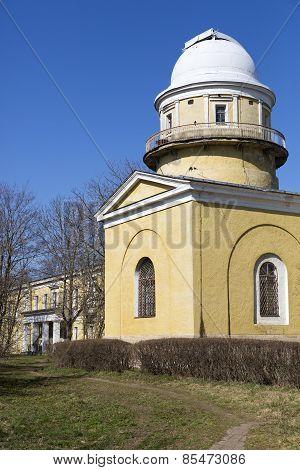 Russia . St. Petersburg Pulkovo Observatory .