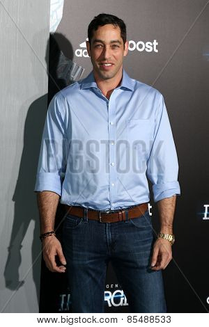 NEW YORK-MAR 16: Nick Loeb attends the U.S. premiere of