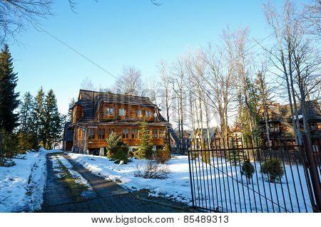 Villa Named Jedynaczka In Zakopane