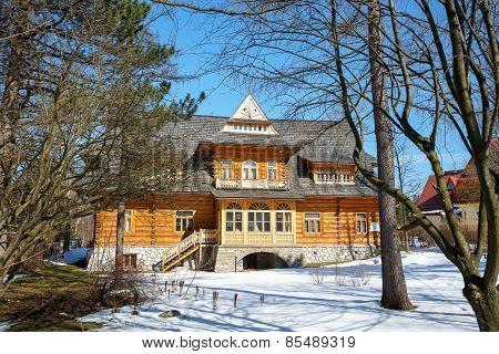 Villa Named Oksza, Zakopane