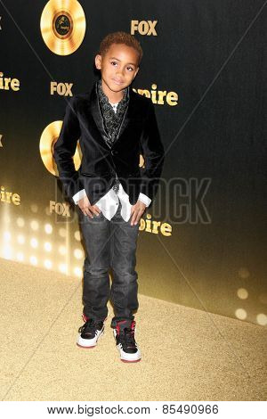 LOS ANGELES - JAN 6:  Genis Wooten at the FOX TV