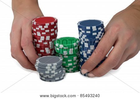 All-in In Poker