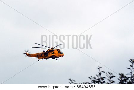 RAF Search and Rescue Team