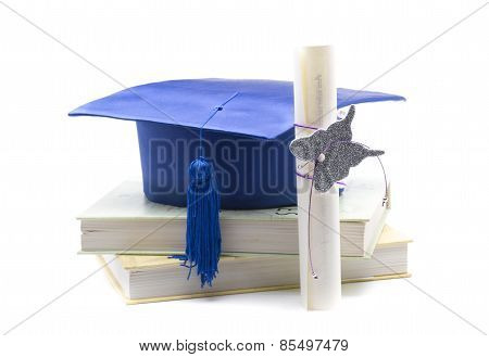 Book Mortarboard