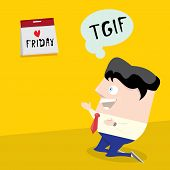 foto of friday  - thanks god it - JPG