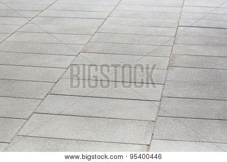 grey stone pathway.