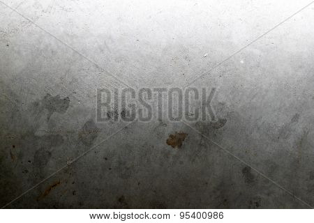 Grungy textured concrete wall, copy space