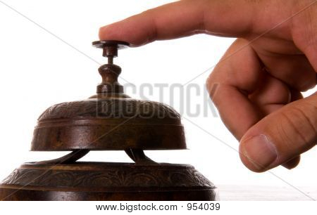 Antique Service Bell