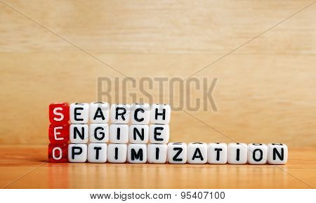 Seo Search Engine Optimization Wood