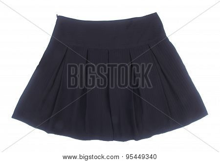 Skirt On A Background
