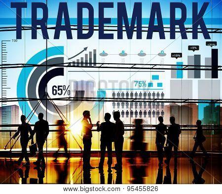 Trademark Product Identity Marketing Branding Concept