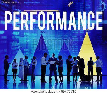 Performance Experience Development Potential Concept