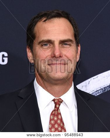 LOS ANGELES - JUN 09:  Andy Buckley arrives to the