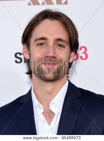 LOS ANGELES - JUN 25:  Reid Carolin arrives to the