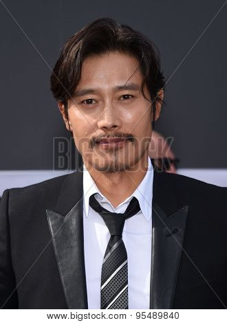 LOS ANGELES - JUN 28:  Byung-hun Lee arrives to the