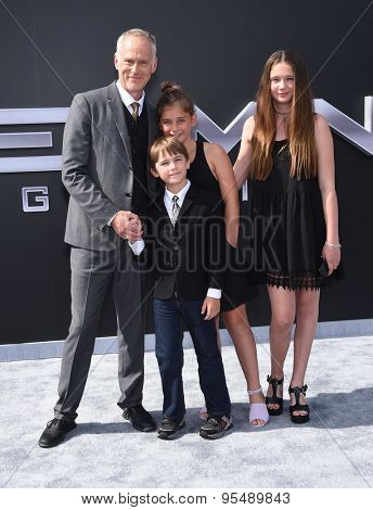 LOS ANGELES - JUN 28:  Alan Taylor arrives to the