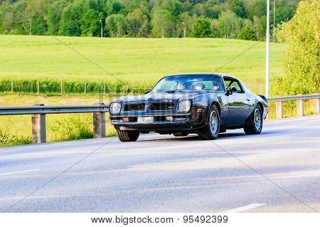 Pontiac Firebird Transam 1975
