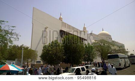 Masjid two Qiblas