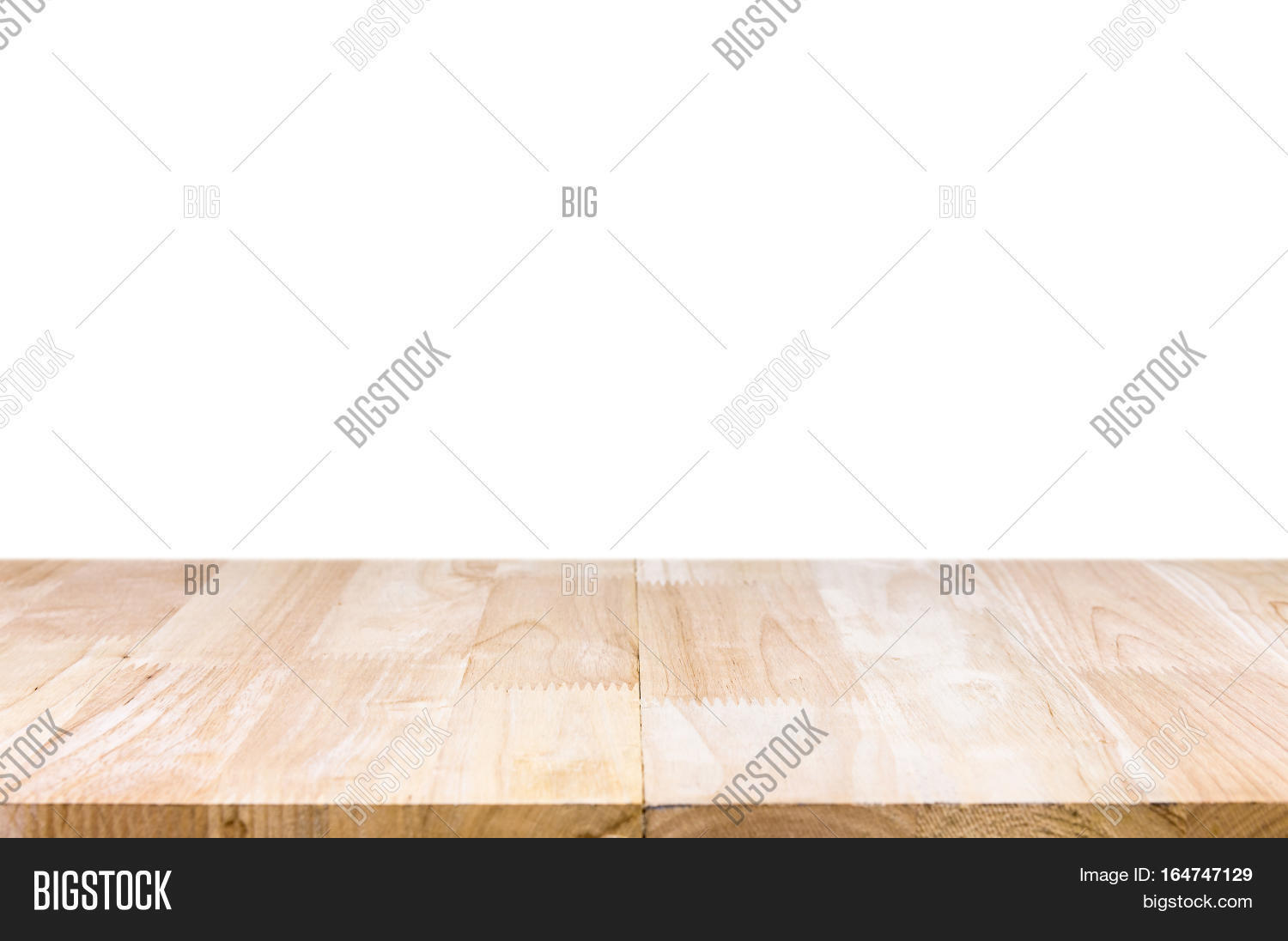 White wood table texture - Wood Table Top On White Background Can Be Used For Display Or Montage Your Products