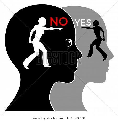The Unconscious Mind. Consciousness versus unconsciousness, making complicated decisions, yes or no