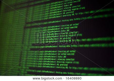 Debug code