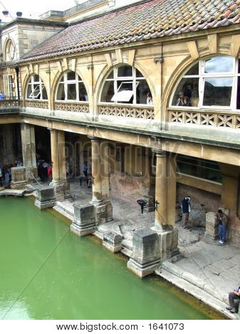 Roman Baths, Bath, E Ngland