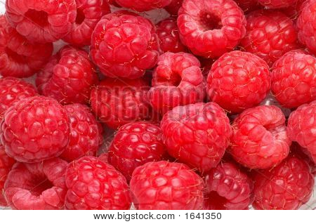 Raspberry Texture Background (2)