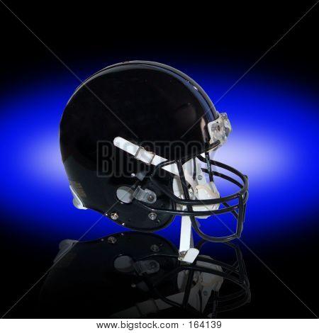 Black_helmet_black Background