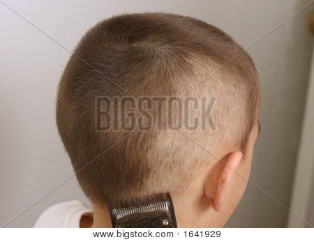 Cutting Hair 1