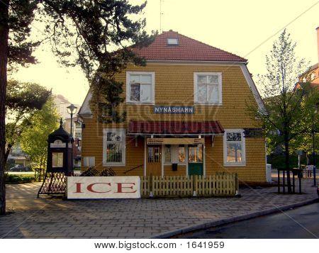 Nynashamn_Old_Trainstation