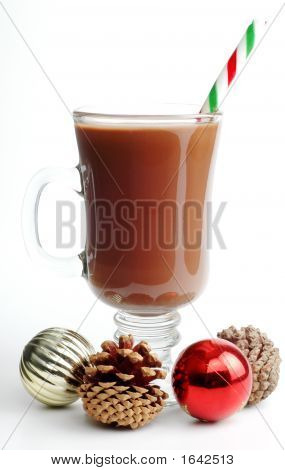 Festive Hot Chocolate