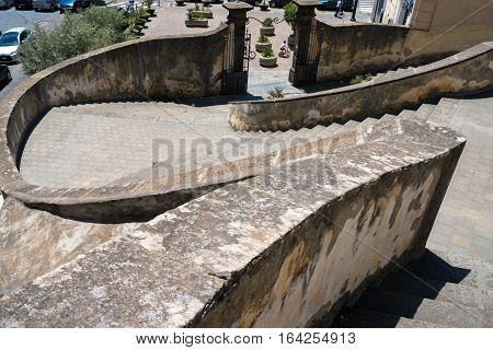 San Giovanni A Carbonara In Naples