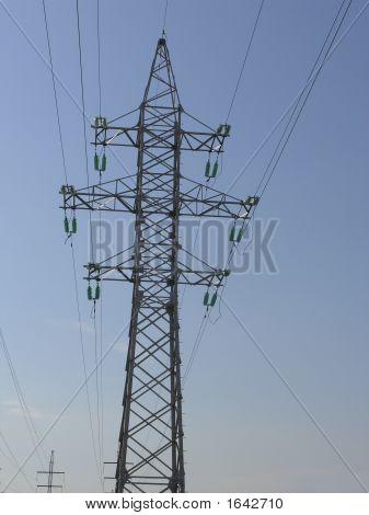 Linhas elétricas