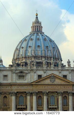 Top Of St. Peter'S