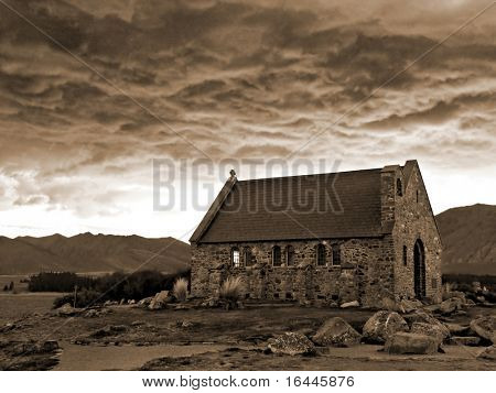 Church of te Good Shepherd, Lake Tekapo NZ