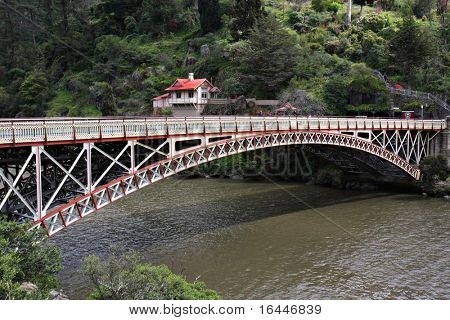 Kings Bridge - Launceston's Cataract Gorge