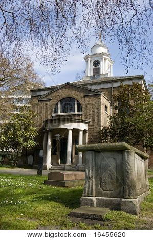 St Mary's Church, Paddington, London