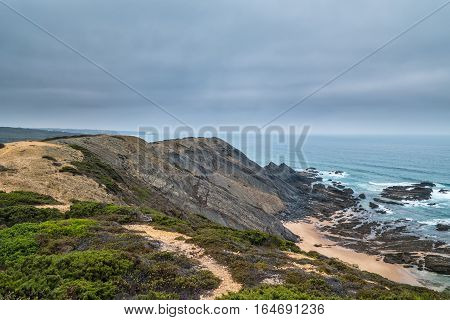 Coast In Ortugal